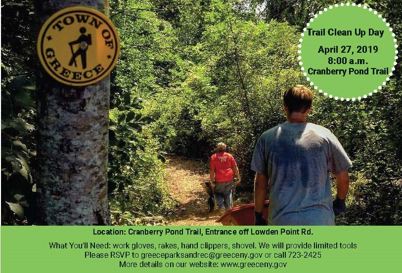 TRAIL CLEAN UP DAY AD